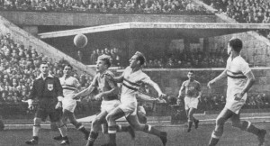Игры сборных команд СССР и Венгрии