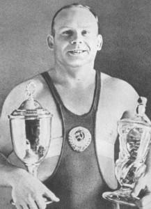 чемпион Иоганнес Коткас