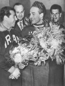 Мировой рекордсмен Игорь Рыбак