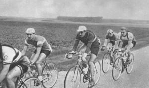 Сильнейшие велосипедисты Европы.
