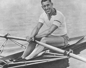 Никита Найденов, - ветеран советского гребного спорта.