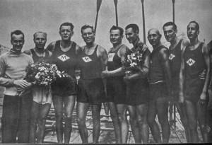 Больших успехов добивалась сборная команда.