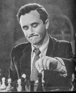 Гроссмейстер Ефим Геллер.