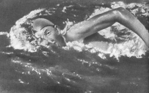 один из пионеров советского спорта.