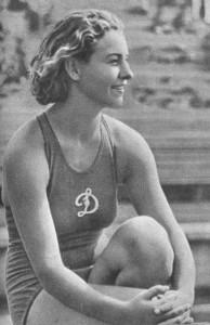 украинская спортсменка Мария Гавриш.