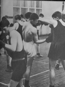 Любят бокс