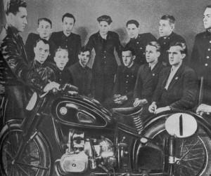 Спорт на мотоцикле