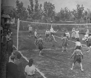 Спорт на селе