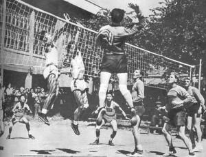 Тесная дружба спортсменов Китая и Советского Союза