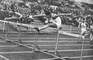 китайские, советские спортсмены