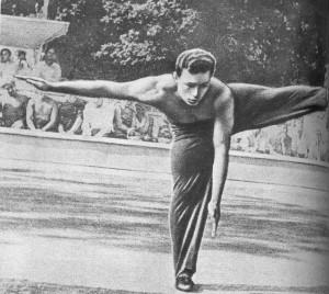 Великий гимнаст