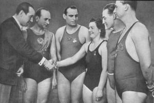 советские плавцы