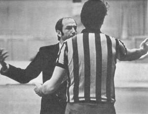 Тренер и судья