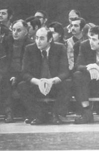 Л. Мосешвили и А. Схиерели