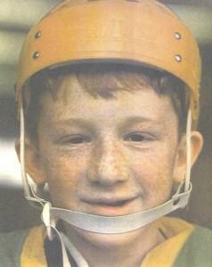 В хоккее молодежь