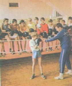 Бокс спорт для смелых