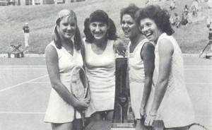 Участницы первого турнира четырех сильнейших теннисисток мира