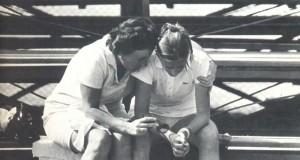 Н. Чмырева и ее мать С. Севастьянова