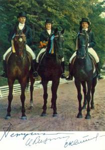 Сборная команда СССР по конному спорту