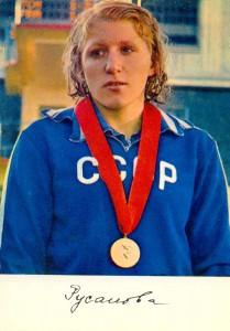 Л. Русланова