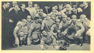 Чемпионы мира по хоккею