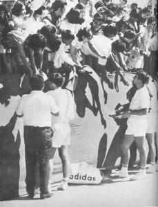посланцы советского тенниса