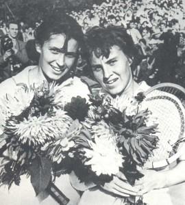 А. Дмитриева и И. Рязанова- Ермолова