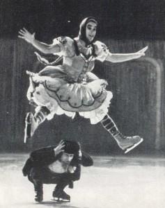 Техника прыжков в фигурном катании