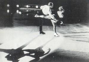 Катание в паре на коньках