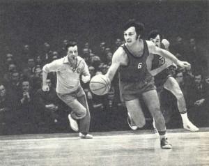 страстный баскетбол