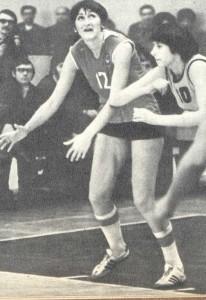 Женский баскетбол