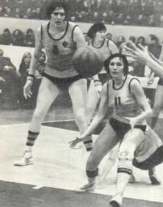Семенова - ведущая сборной страны.