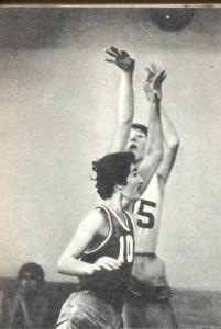 команда по баскетболу