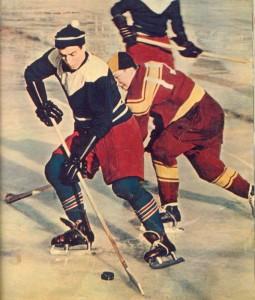 «Крылья Советов» (Москва) и «Торпедо» (Горький) 1957
