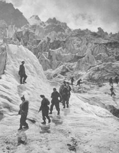 Цейском леднике