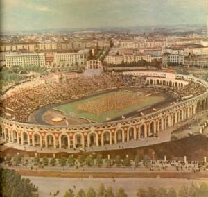 Спортивные сооружения СССР