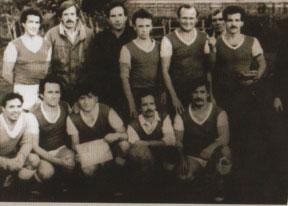 Команда по футболу