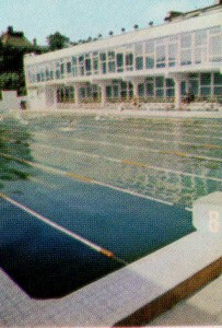 бассейн спортивного клуба армии