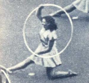gimnastka