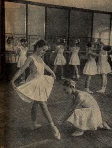 Horeografia