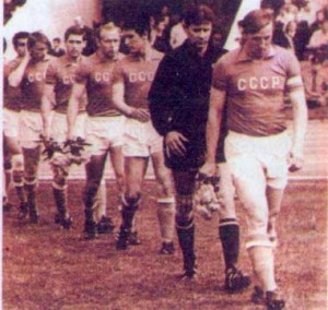 Легенды футбола