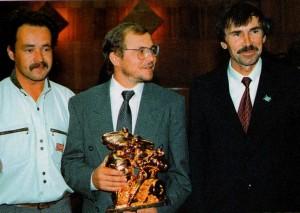 «бронзовый» призёр ралли «Париж-Москва-Пекин- 1992»