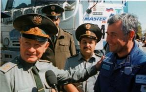 генерал-лейтинант А. Шумилин