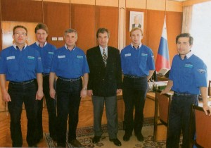 На приёме у российского посла в Монголии
