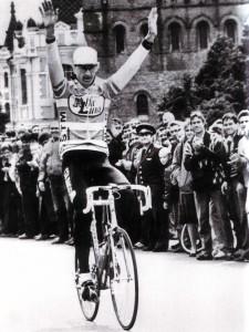 Победный финиш Дмитрия Конышева