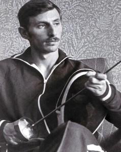 Владимир Денисов - серебряный призер монреальской Олимпиады
