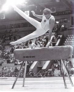 Абсолютный чемпион мира Николай Андрианов