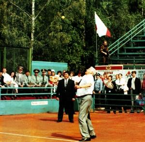 Теннис и политика