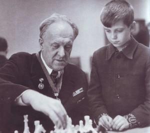 Петр Дубинин - чемпион мира в игре в шахматы по переписке