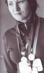 Чемпионка и рекордсменка мира по плаванию в ластах Татьяна Антонова